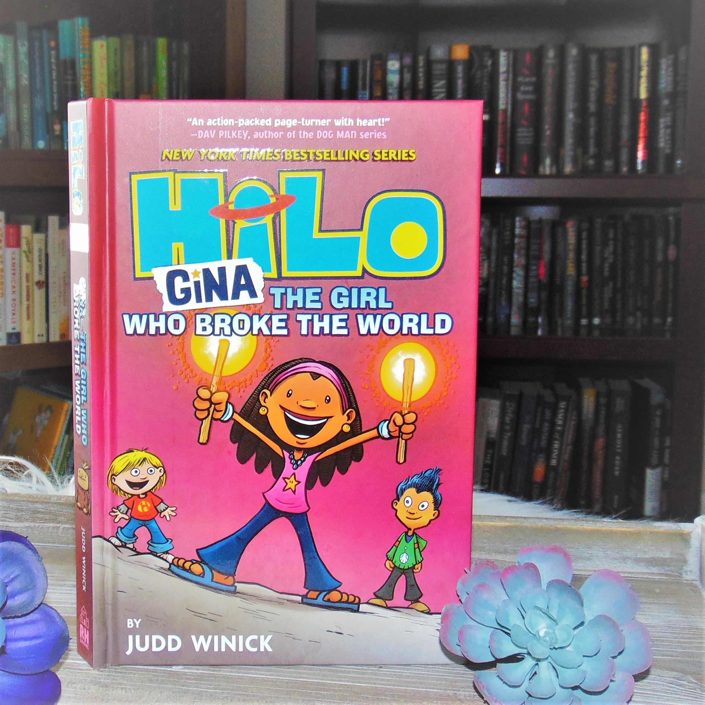 Hilo Gina