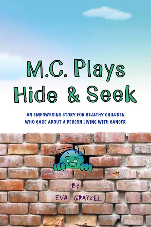 Book cover of character looking through brick wall