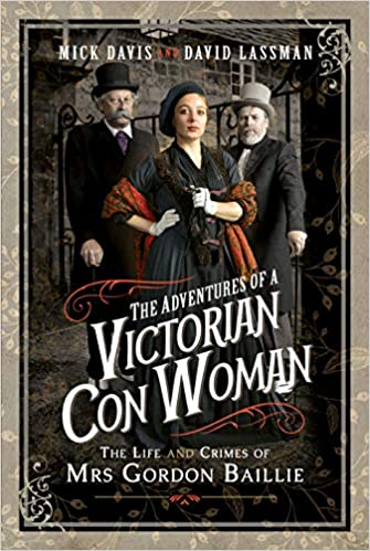 Book cover two men and 1 woman in victorian clothing