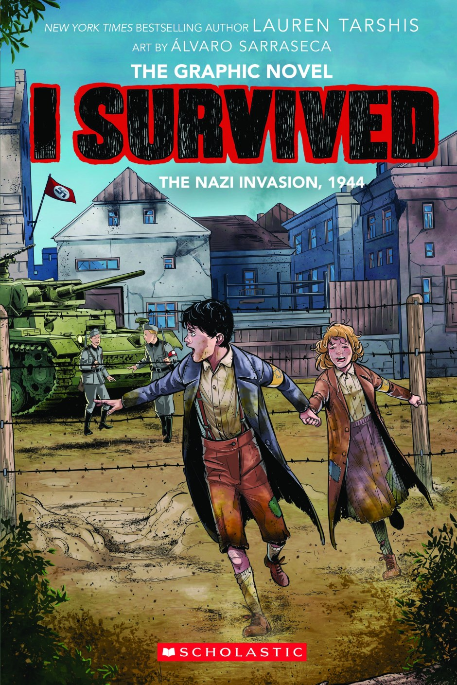 I Survived Book Cover