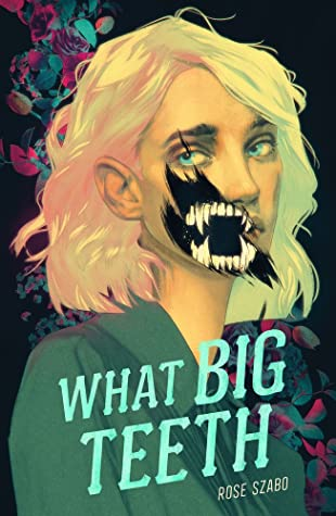 Book Cover - Girl with Wolf teeth