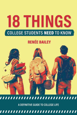 Book cover of three students
