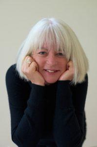Female author image