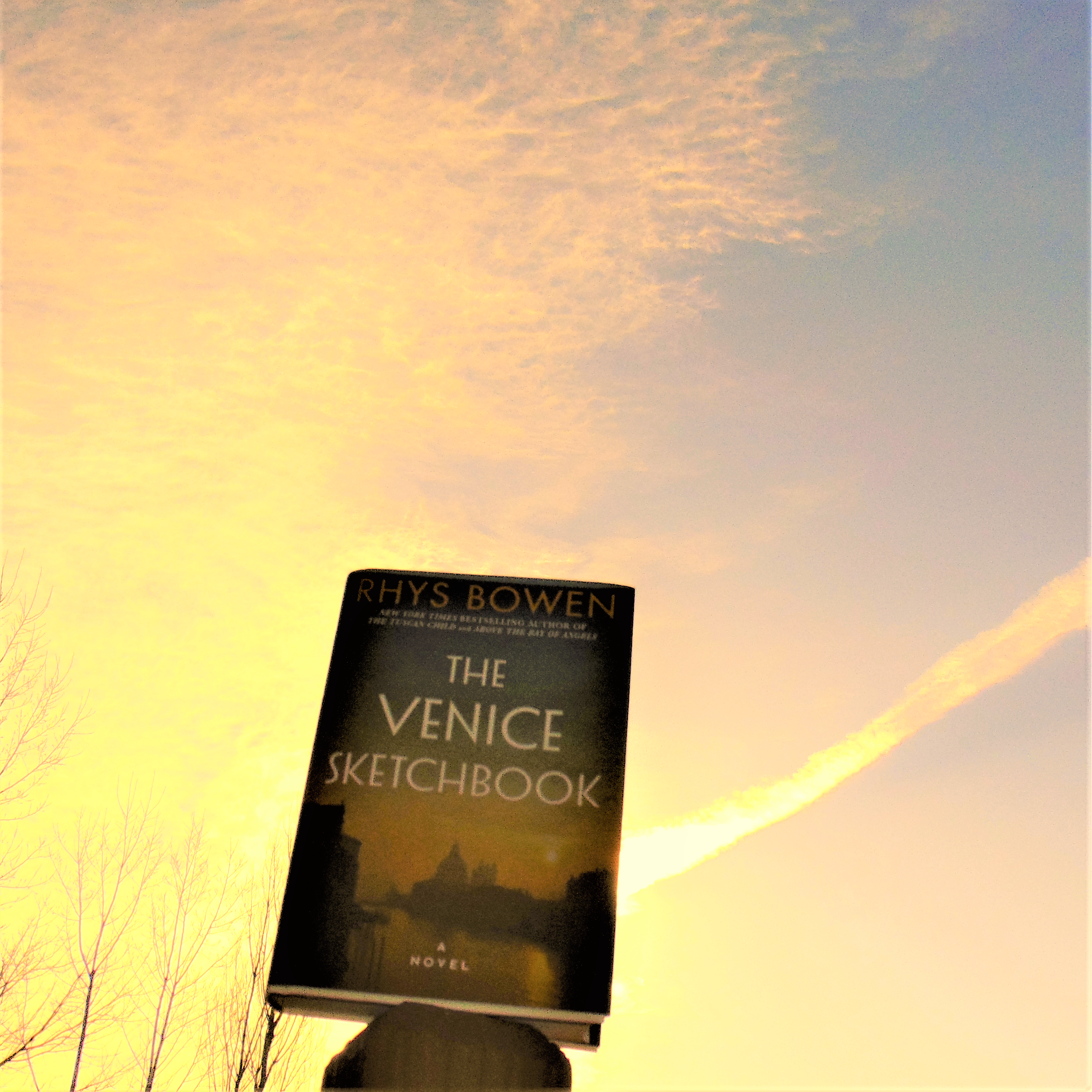 "Book ""The Venice Sketchbook"""