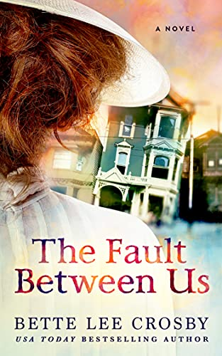 The Fault between us book cover