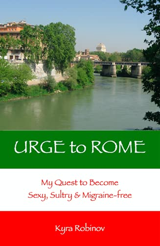 Urge to Rome cover with Rome landscape